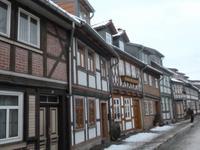 Fachwerkkunst in Wernigerode