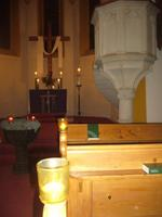 Kirche in Berggießhübel