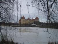 Winterliches Moritzburg