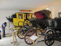 Kutschen im Landgestüt Moritzburg