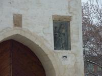 Naumburg, Marientor, Detail