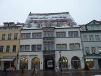 Naumburg, Bürgerhaus Goldener Harnisch