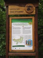 Erklärungen zum Nationalpark Böhmische Schweiz