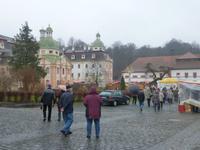Besuch des Klosters St. Marienthal