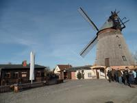 Besuch der Straupitzer Windmühle