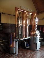 Führung in der Spreewood Distillers - Spreewälder Likörfabrik