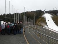 Vogtland Arena - Skisprunganlage in Klingenthal