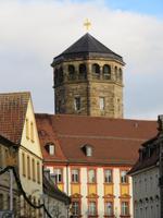Turm der Schlosskirche Bayreuth