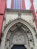 Portal Marienkapelle Würzburg