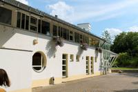 Gästehaus des Schlosshotels Eyba