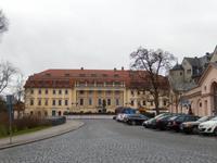 Tag 3 beginnt mit der Stadtführung durch Weimar