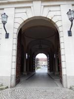 das Schlosstor