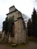 Ruine im Park