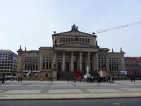 Konzerthaus am schönsten Platz Berlins - am Gendarmenmarkt