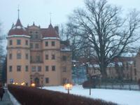 So sieht das Schloßhotel Althörnitz aus