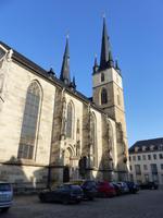Pfarrkirche Saalfeld