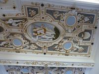 Residenzschloss Heidecksburg in Rudolstadt, manieristische Decke