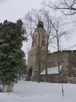 Wolkenburg, Torturm