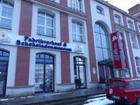 Fassade Schokoladenfabrik und -museum