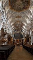 in der Kirche der ehemaligen Benediktinerabtei der Basilika St. Emmeram in Regensburg