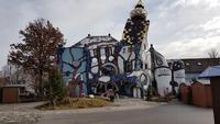 das Kunsthaus entstand aus einer alten Stadtvilla