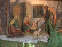 Weihnachtskrippe im Speyrer Dom