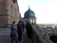 Rüdesheim - Heidelberg - Trier - Mosel Schloss Heidelberg