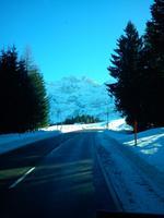 Auf dem Weg zum Säntis