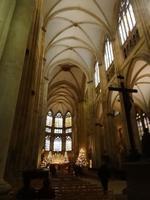 1-4- Dom Innenraum Regensburg