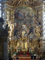 3-12- Innen Kirche Aldersbach