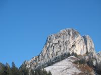 Ein Gipfel der Kampenwand
