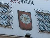Wappen der Stadt Rosenheim