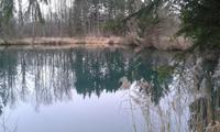 Seen in der Innaue