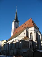Wasserburg, Stadtkirche