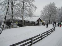 Mit dem Silvesterzug der Zillertalbahn unterwegs