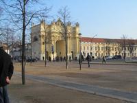 Potsdamer Brandenburger Tor
