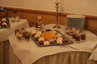 Dessert Buffet zum Silvesterabend