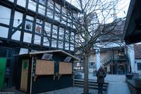 Erfurter Engelsburg - Seit Jahrhunderten Studententreff