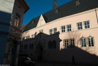 Erfurter Altstadt - Alte Universität - Collegium Maius - Zentrale der Evangelischen Kirche Mitteldeutschland