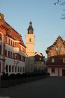 Neujahr 2017 - Spaziergang durch die Erfurter Altstadt - Regierungsstraße