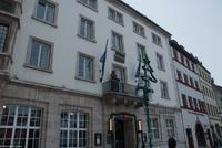 Weimar - Markt - Hotel Elephant