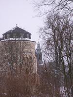 Das Weimarer Schloß und Anna Amalia Bibliothek