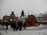 Weihnachtsmarkt in Weimar