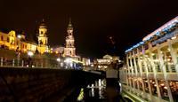 Gleich geht es los! Unsere Silvester Kreuzfahrt auf der Elbe!
