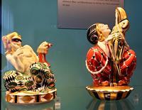 Wunderschöne Porzellanfiguren in der Porzellan Manufaktur Meissen