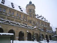 Rathaus in Rothenburg o.d.T.