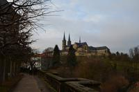 110 Bamberg, Benediktinerkloster Michaelsberg