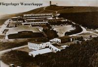072 Rhön - Wasserkuppe, Fliegelager ca. 1930