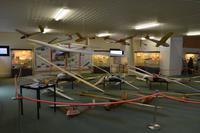 074 Rhön - Wasserkuppe, Segelflugmuseum