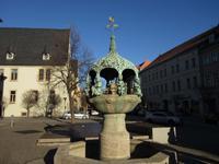 Aschersleben, Hennebrunnen